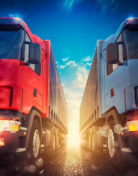 Entreprise de transport routier à Maubeuge, Hautmont, Valenciennes (Nord-Pas-de-Calais Picardie)