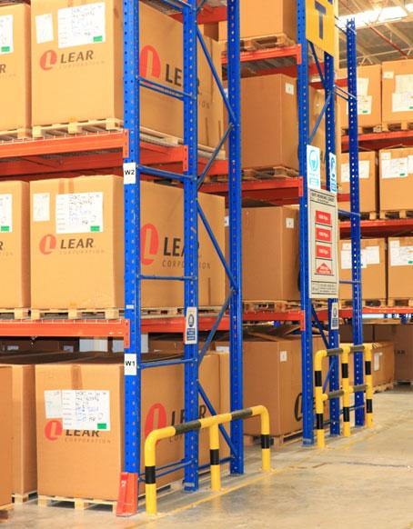 Location de box de stockage dans notre plate-forme logistique à Maubeuge (Nord-Pas-de-Calais Picardie)