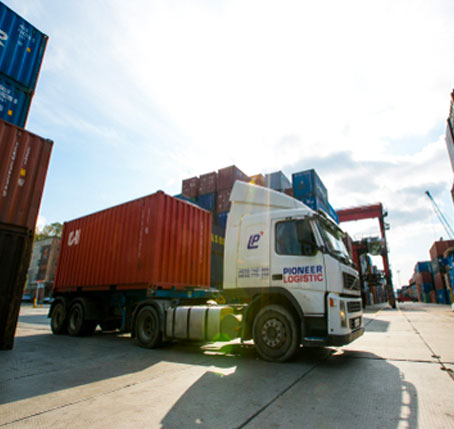 Transport de marchandises Maubeuge (Nord-Pas-de-Calais Picardie)